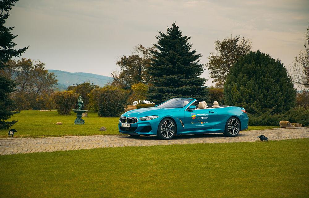 """PORTRET: BMW Seria 8 Cabriolet după 2000 de kilometri: """"Din punct de vedere tehnic, BMW M850i xDrive este o creație impresionantă"""" - Poza 1"""