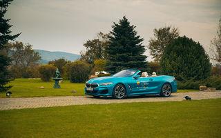 """PORTRET: BMW Seria 8 Cabriolet după 2000 de kilometri: """"Din punct de vedere tehnic, BMW M850i xDrive este o creație impresionantă"""""""