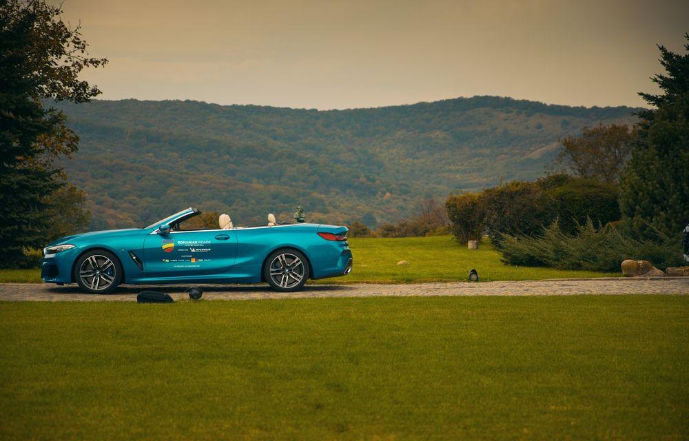 """PORTRET: BMW Seria 8 Cabriolet după 2000 de kilometri: """"Din punct de vedere tehnic, BMW M850i xDrive este o creație impresionantă"""" - Poza 22"""
