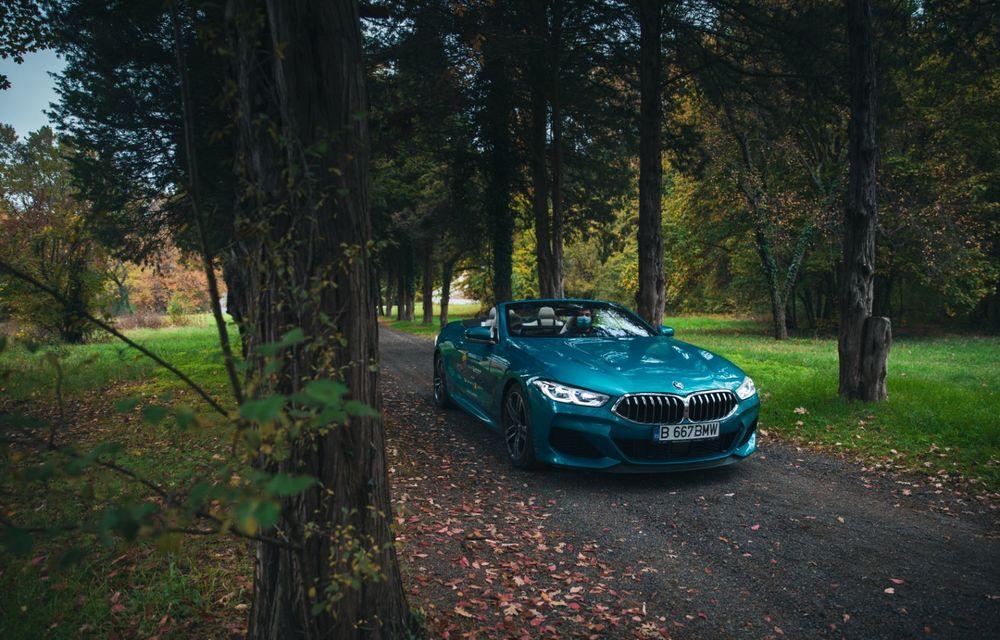 """PORTRET: BMW Seria 8 Cabriolet după 2000 de kilometri: """"Din punct de vedere tehnic, BMW M850i xDrive este o creație impresionantă"""" - Poza 3"""