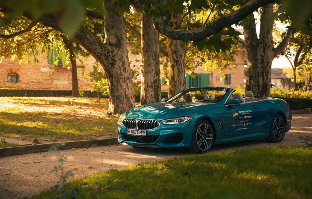 """PORTRET: BMW Seria 8 Cabriolet după 2000 de kilometri: """"Din punct de vedere tehnic, BMW M850i xDrive este o creație impresionantă"""" - Poza 35"""