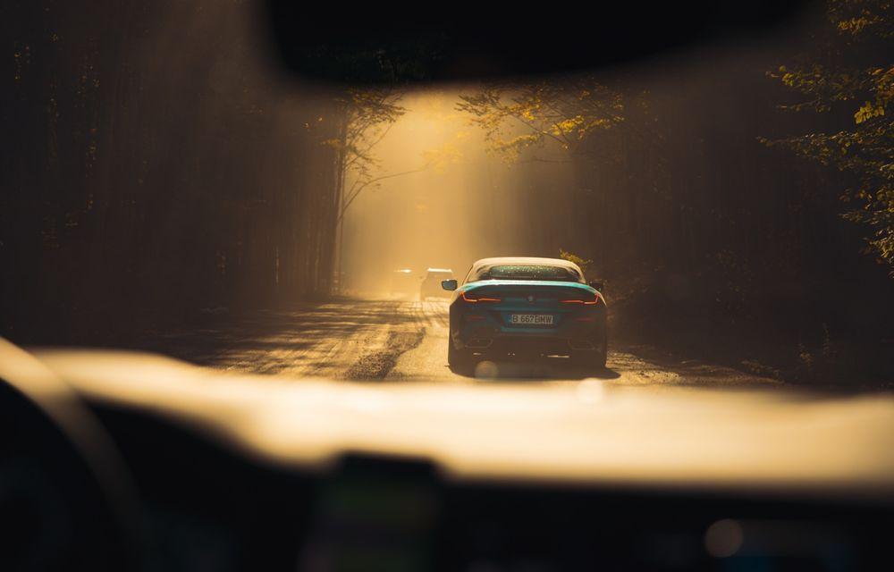 """PORTRET: BMW Seria 8 Cabriolet după 2000 de kilometri: """"Din punct de vedere tehnic, BMW M850i xDrive este o creație impresionantă"""" - Poza 30"""