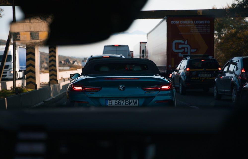 """PORTRET: BMW Seria 8 Cabriolet după 2000 de kilometri: """"Din punct de vedere tehnic, BMW M850i xDrive este o creație impresionantă"""" - Poza 6"""