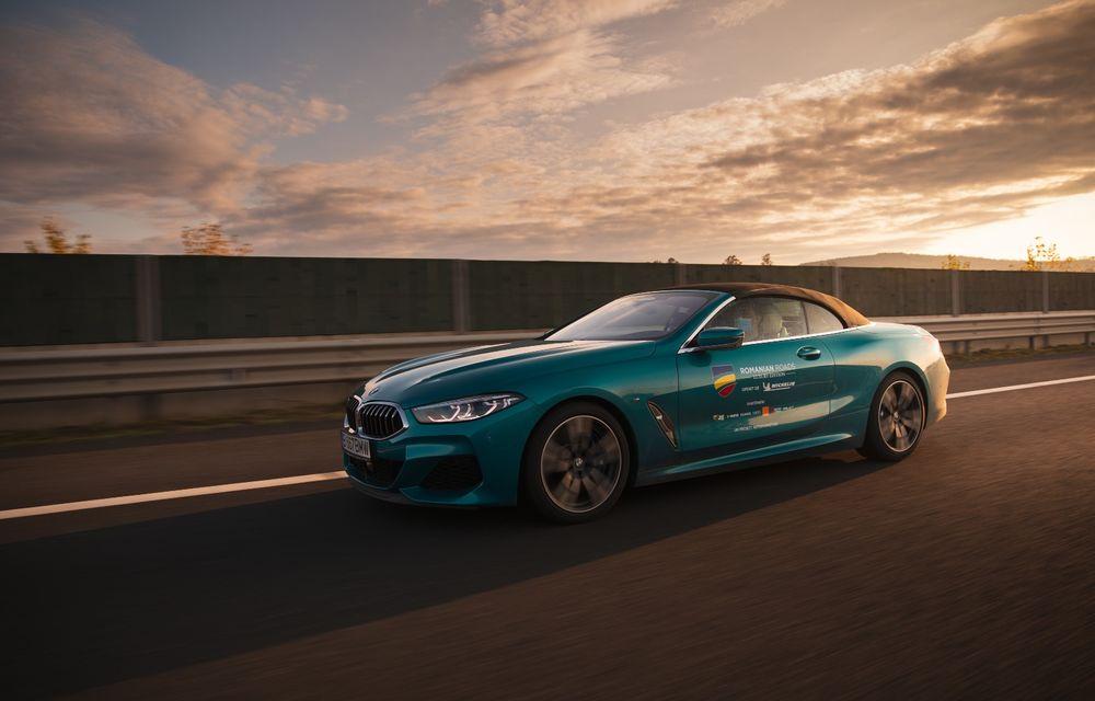 """PORTRET: BMW Seria 8 Cabriolet după 2000 de kilometri: """"Din punct de vedere tehnic, BMW M850i xDrive este o creație impresionantă"""" - Poza 10"""