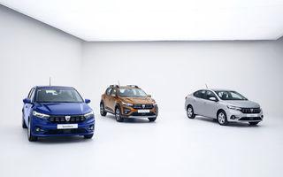 Prețuri pentru noile generații de modele Dacia: Logan începe de la 8.400 de euro, Sandero de la 8.600 de euro, iar Sandero Stepway de la 12.050 de euro