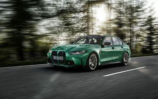BMW M3 a intrat oficial în producție: noua generație a modelului de performanță este asamblată la fabrica din Munchen