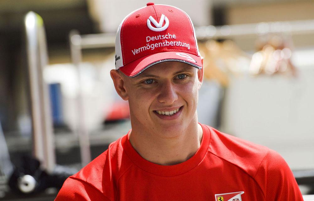 """Ferrari va decide în următoarele săptămâni dacă îl promovează pe Mick Schumacher în Formula 1: """"Nu vom aștepta finalul sezonului de Formula 2"""" - Poza 1"""