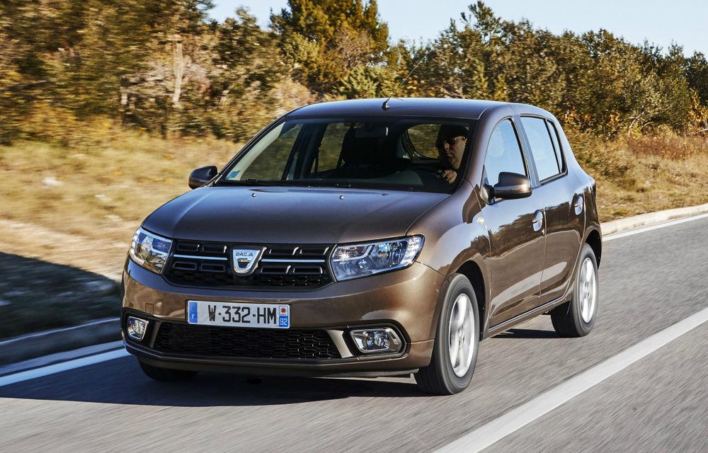 Dacia Sandero, cea mai înmatriculată mașină în Spania în luna octombrie: hatchback-ul de la Mioveni a surclasat Seat Arona și Leon - Poza 1