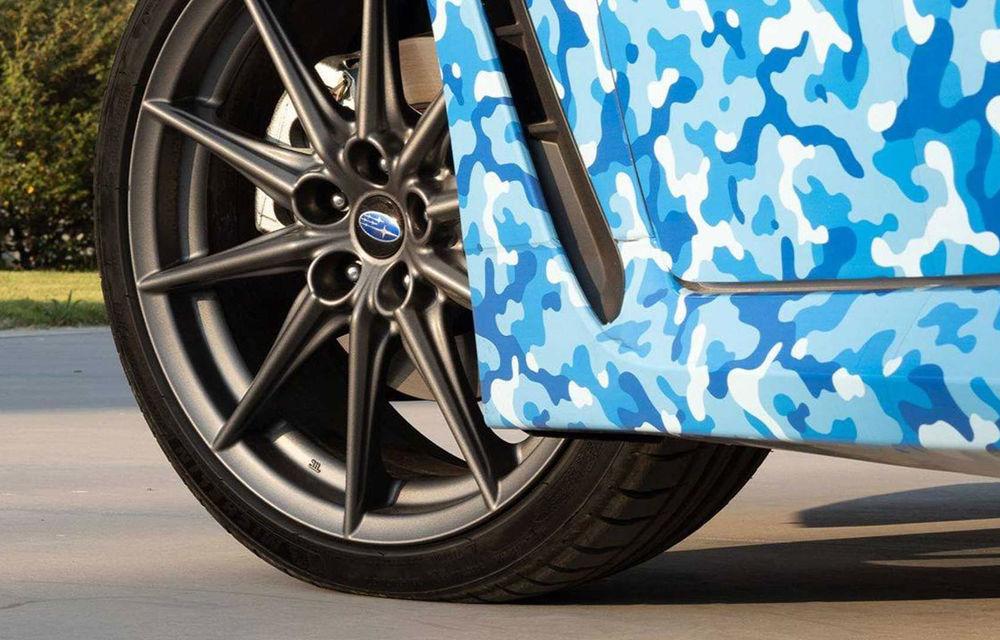 UPDATE: Un nou teaser video cu viitorul Subaru BRZ: sportiva niponă debutează în 18 noiembrie - Poza 1
