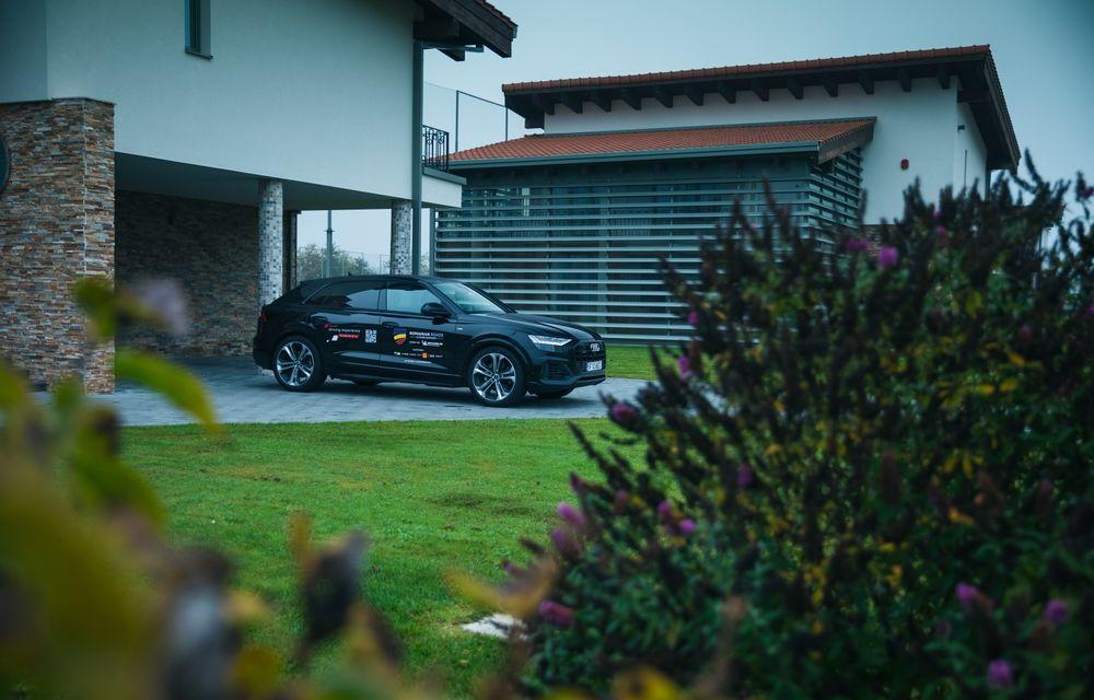 """PORTRET: Audi Q8 55 TFSI după 2000 de kilometri: """"Totul e corect, la dungă, fără excese, fără explozii, fără imprevizibil"""" - Poza 13"""