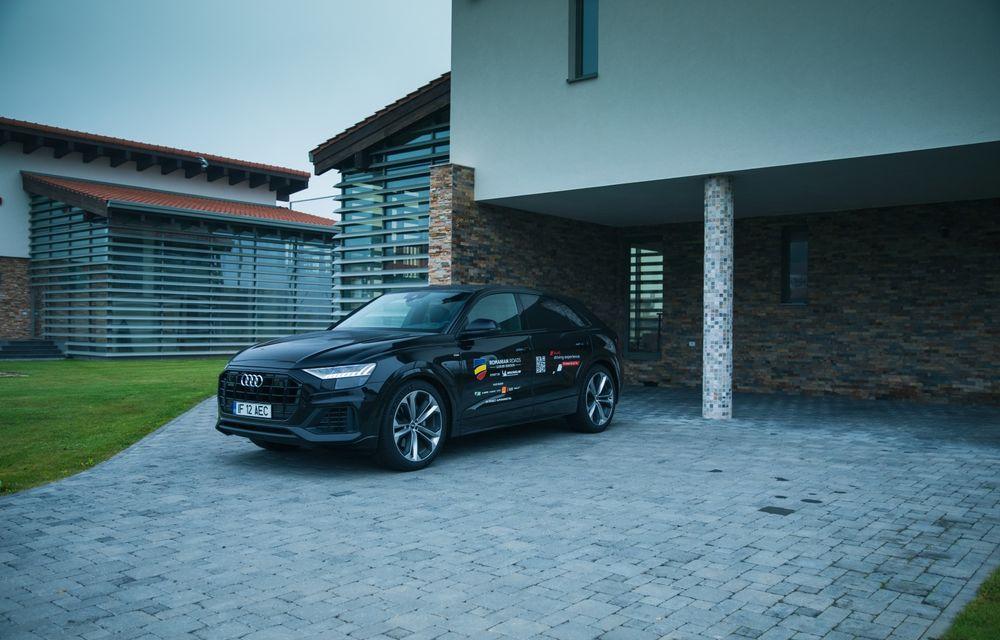 """PORTRET: Audi Q8 55 TFSI după 2000 de kilometri: """"Totul e corect, la dungă, fără excese, fără explozii, fără imprevizibil"""" - Poza 11"""
