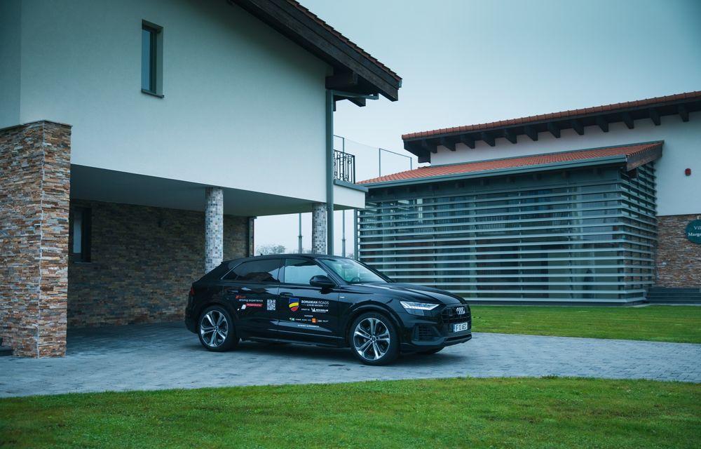 """PORTRET: Audi Q8 55 TFSI după 2000 de kilometri: """"Totul e corect, la dungă, fără excese, fără explozii, fără imprevizibil"""" - Poza 12"""