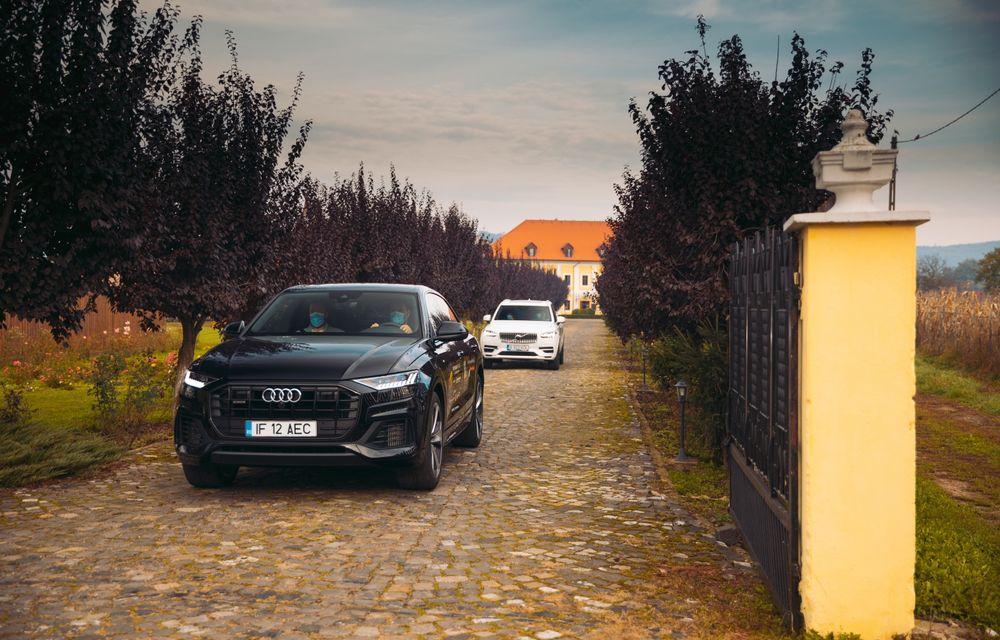 """PORTRET: Audi Q8 55 TFSI după 2000 de kilometri: """"Totul e corect, la dungă, fără excese, fără explozii, fără imprevizibil"""" - Poza 30"""