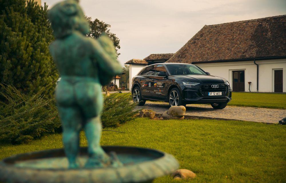 """PORTRET: Audi Q8 55 TFSI după 2000 de kilometri: """"Totul e corect, la dungă, fără excese, fără explozii, fără imprevizibil"""" - Poza 26"""