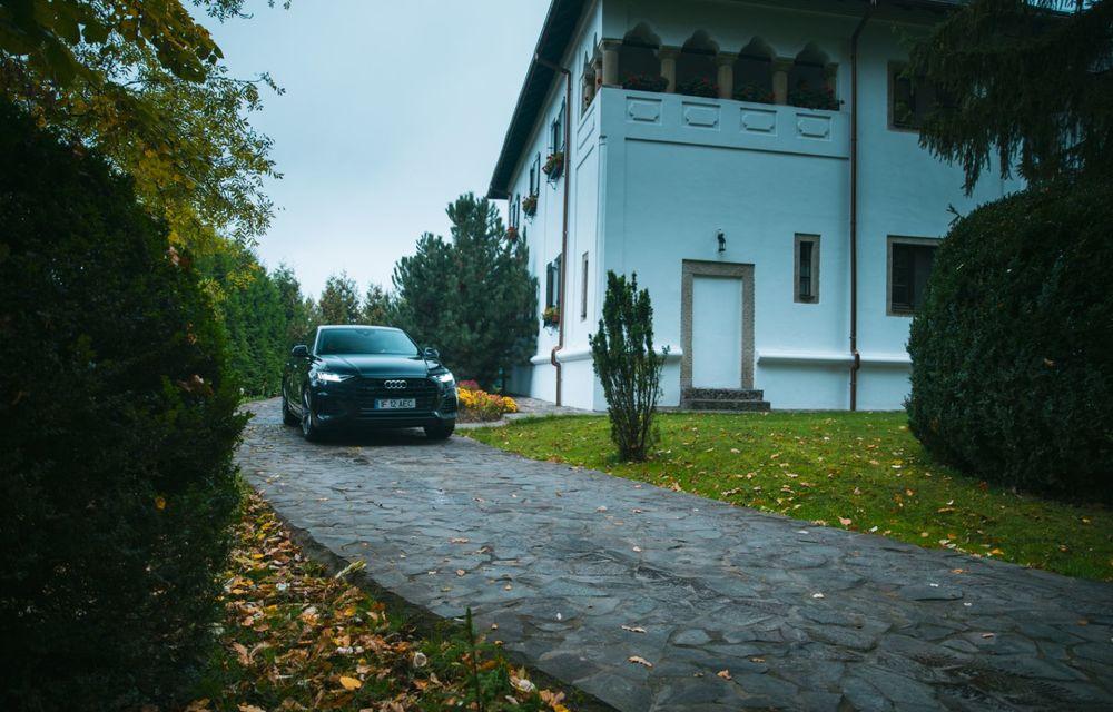 """PORTRET: Audi Q8 55 TFSI după 2000 de kilometri: """"Totul e corect, la dungă, fără excese, fără explozii, fără imprevizibil"""" - Poza 7"""