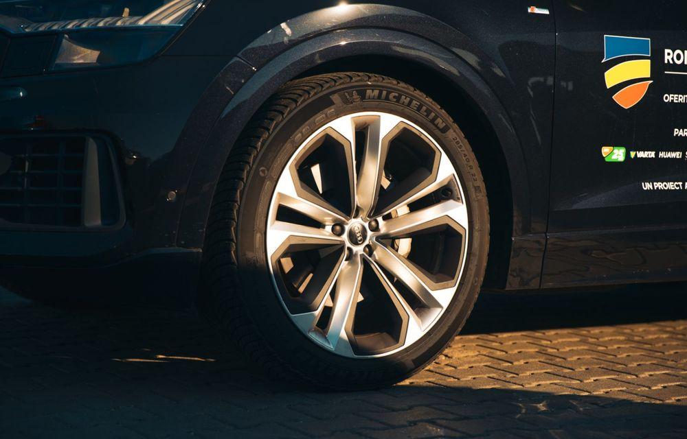 """PORTRET: Audi Q8 55 TFSI după 2000 de kilometri: """"Totul e corect, la dungă, fără excese, fără explozii, fără imprevizibil"""" - Poza 44"""