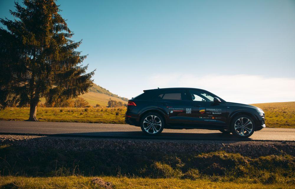 """PORTRET: Audi Q8 55 TFSI după 2000 de kilometri: """"Totul e corect, la dungă, fără excese, fără explozii, fără imprevizibil"""" - Poza 36"""
