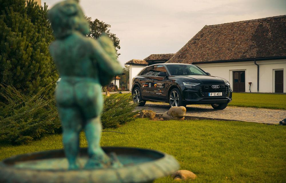 """PORTRET: Audi Q8 55 TFSI după 2000 de kilometri: """"Totul e corect, la dungă, fără excese, fără explozii, fără imprevizibil"""" - Poza 1"""