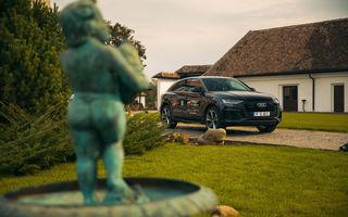 """PORTRET: Audi Q8 55 TFSI după 2000 de kilometri: """"Totul e corect, la dungă, fără excese, fără explozii, fără imprevizibil"""""""