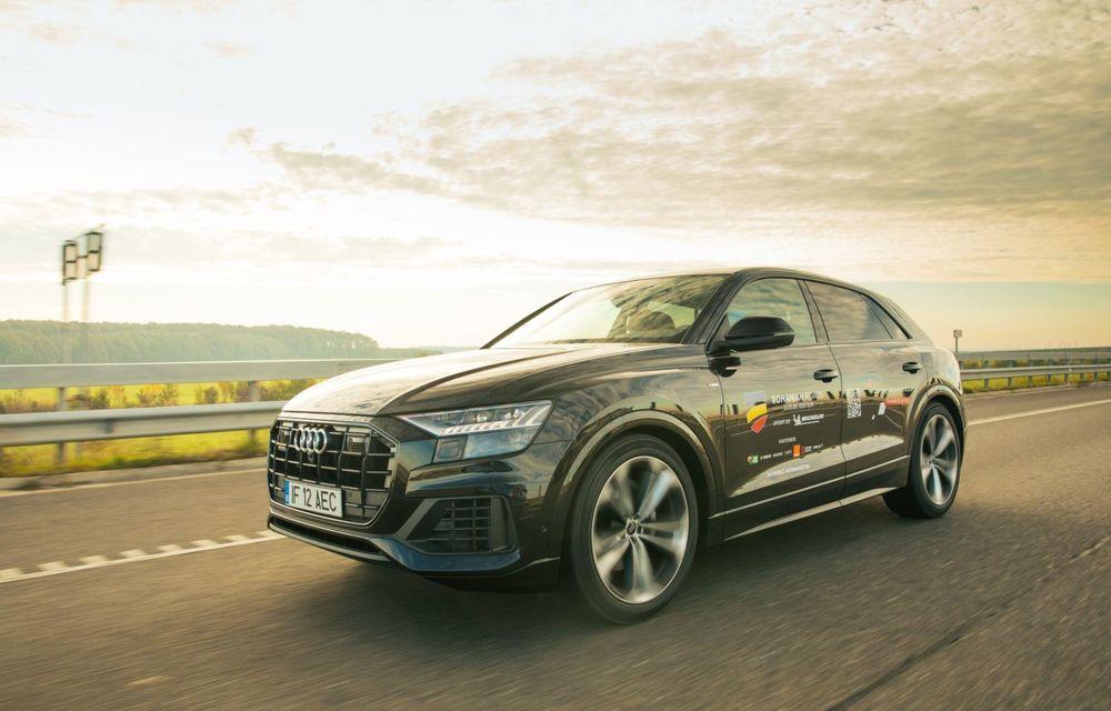 """PORTRET: Audi Q8 55 TFSI după 2000 de kilometri: """"Totul e corect, la dungă, fără excese, fără explozii, fără imprevizibil"""" - Poza 41"""