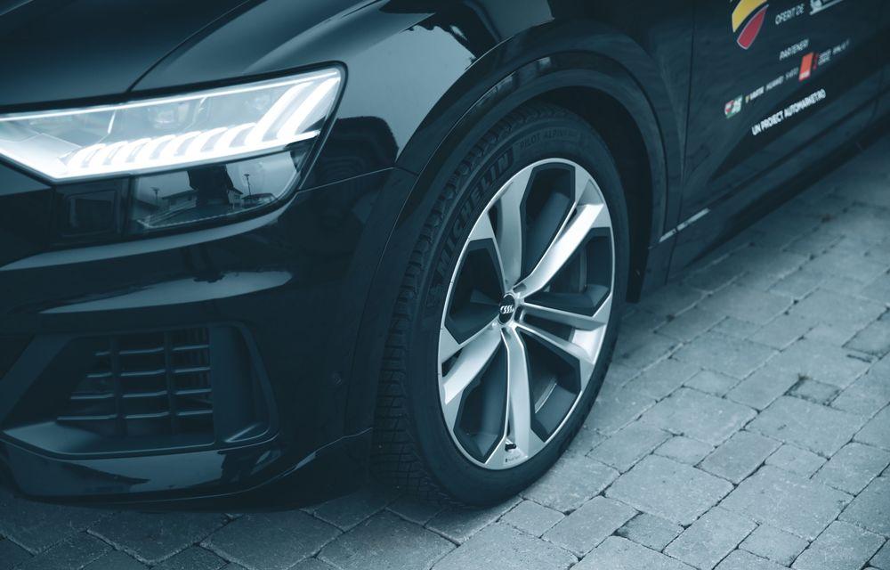 """PORTRET: Audi Q8 55 TFSI după 2000 de kilometri: """"Totul e corect, la dungă, fără excese, fără explozii, fără imprevizibil"""" - Poza 46"""