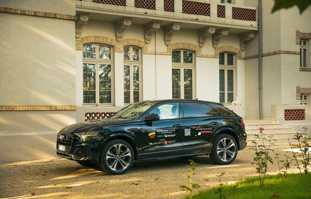 """PORTRET: Audi Q8 55 TFSI după 2000 de kilometri: """"Totul e corect, la dungă, fără excese, fără explozii, fără imprevizibil"""" - Poza 40"""