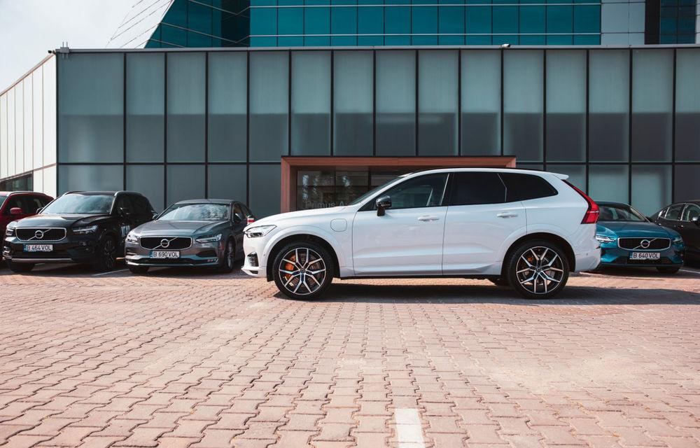 Vânzările Volvo au scăzut cu 9% în primele 10 luni, la circa 516.000 de mașini: XC60 este în continuare cel mai căutat model din gamă, urmat de XC40 și XC90 - Poza 1
