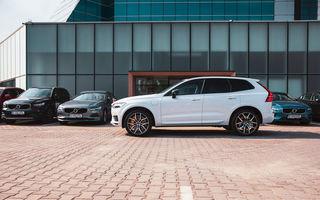 Vânzările Volvo au scăzut cu 9% în primele 10 luni, la circa 516.000 de mașini: XC60 este în continuare cel mai căutat model din gamă, urmat de XC40 și XC90