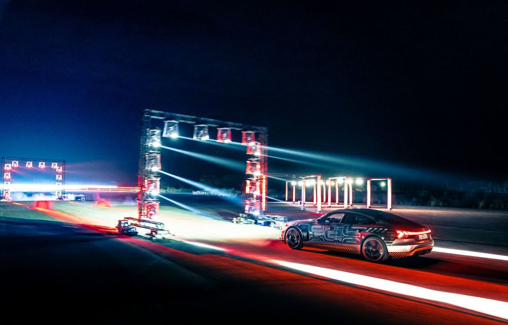 Imagini și informații noi referitoare la viitorul Audi RS e-tron GT: două motoare electrice cu până la 655 CP și autonomie estimată de 400 de kilometri - Poza 59