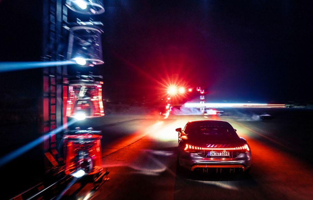 Imagini și informații noi referitoare la viitorul Audi RS e-tron GT: două motoare electrice cu până la 655 CP și autonomie estimată de 400 de kilometri - Poza 58