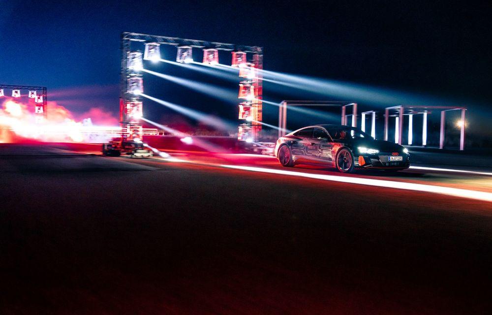 Imagini și informații noi referitoare la viitorul Audi RS e-tron GT: două motoare electrice cu până la 655 CP și autonomie estimată de 400 de kilometri - Poza 55
