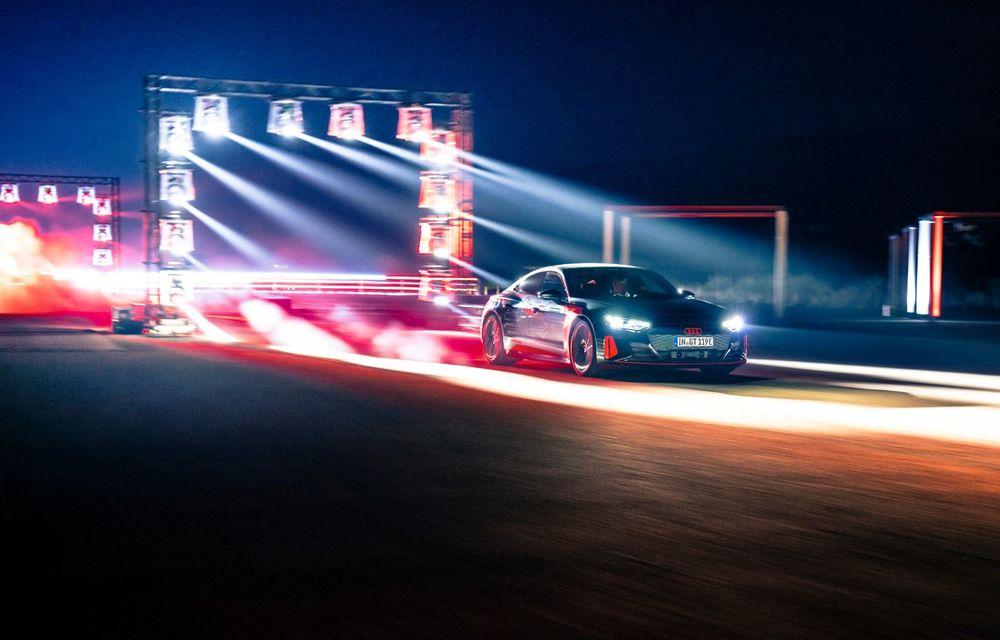 Imagini și informații noi referitoare la viitorul Audi RS e-tron GT: două motoare electrice cu până la 655 CP și autonomie estimată de 400 de kilometri - Poza 54