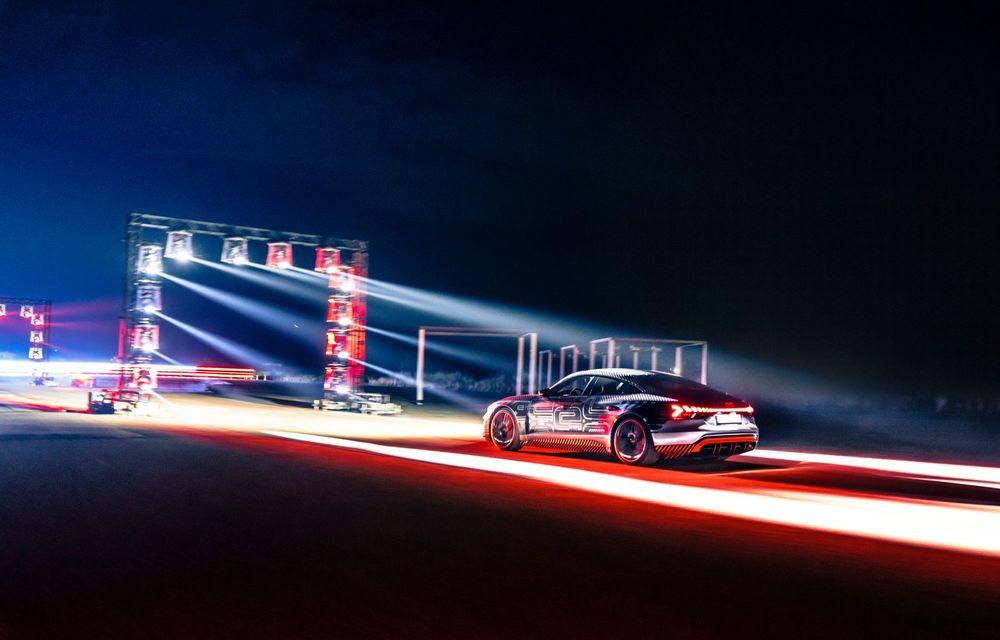 Imagini și informații noi referitoare la viitorul Audi RS e-tron GT: două motoare electrice cu până la 655 CP și autonomie estimată de 400 de kilometri - Poza 52