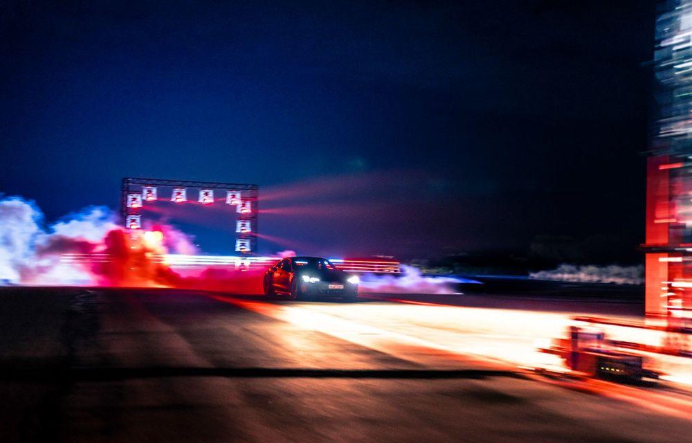 Imagini și informații noi referitoare la viitorul Audi RS e-tron GT: două motoare electrice cu până la 655 CP și autonomie estimată de 400 de kilometri - Poza 53