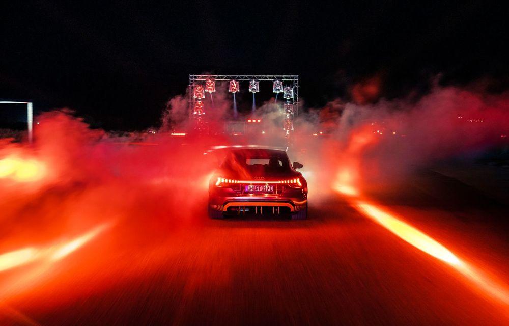 Imagini și informații noi referitoare la viitorul Audi RS e-tron GT: două motoare electrice cu până la 655 CP și autonomie estimată de 400 de kilometri - Poza 65