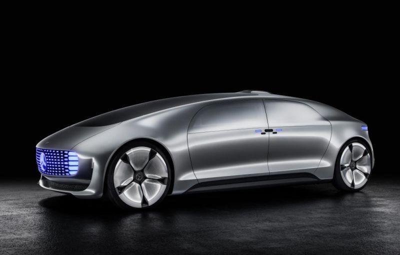 """Mercedes-Benz renunță la proiectele pentru mașini autonome și servicii de ride-sharing: """"Acționarii noștri vor profit"""" - Poza 1"""