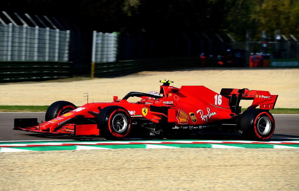 """Ferrari anticipează că va avea un motor mai puternic în sezonul 2021: """"Cifrele din teste sunt foarte promițătoare"""" - Poza 1"""