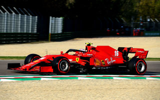 """Ferrari anticipează că va avea un motor mai puternic în sezonul 2021: """"Cifrele din teste sunt foarte promițătoare"""""""