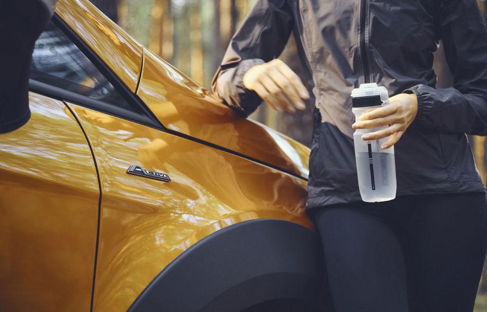 Primele imagini și informații despre Ford Ecosport Active: noua versiune cu gardă la sol mai ridicată costă 21.100 de euro - Poza 4