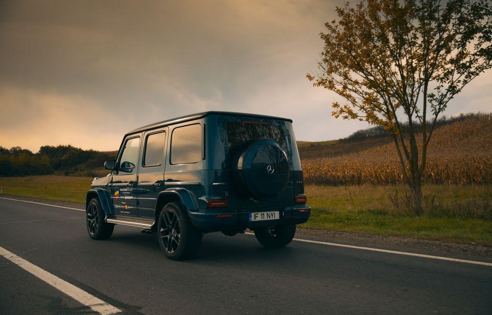 """PORTRET: Mercedes-AMG G63 după 2000 de kilometri: """"AMG G63 rămâne unul dintre modelele pe care trebuie să le conduci cel puțin o dată în viață"""" - Poza 35"""