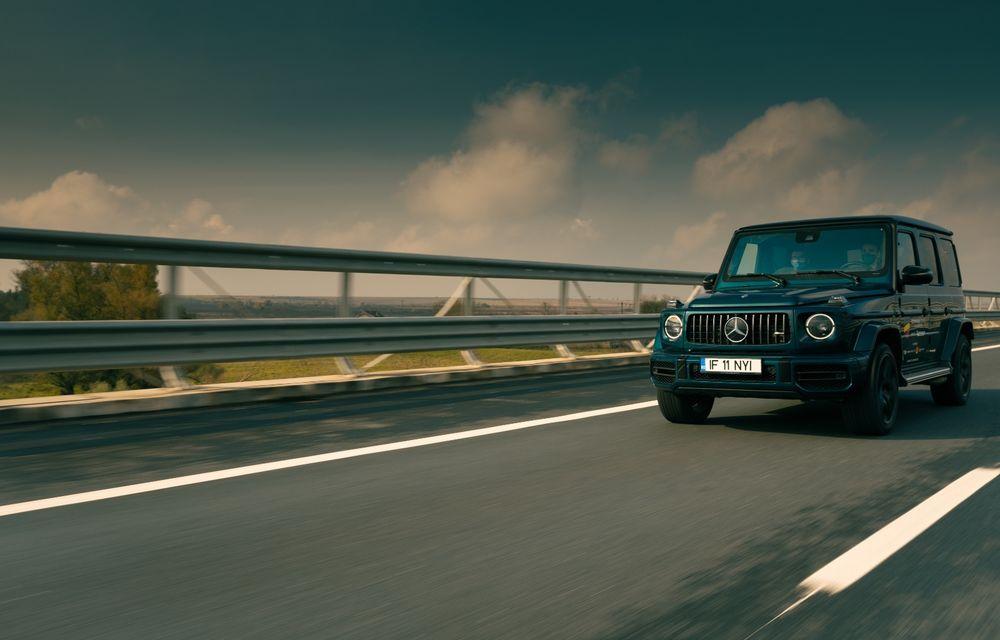 """PORTRET: Mercedes-AMG G63 după 2000 de kilometri: """"AMG G63 rămâne unul dintre modelele pe care trebuie să le conduci cel puțin o dată în viață"""" - Poza 21"""