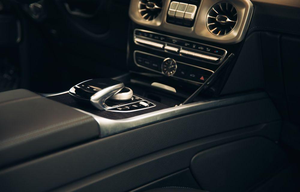 """PORTRET: Mercedes-AMG G63 după 2000 de kilometri: """"AMG G63 rămâne unul dintre modelele pe care trebuie să le conduci cel puțin o dată în viață"""" - Poza 56"""