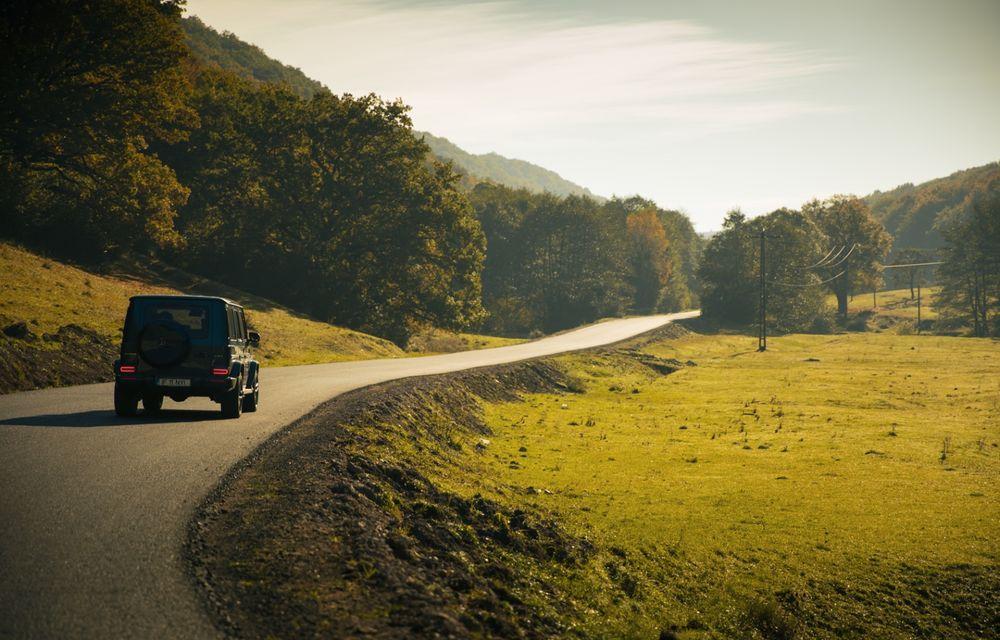 """PORTRET: Mercedes-AMG G63 după 2000 de kilometri: """"AMG G63 rămâne unul dintre modelele pe care trebuie să le conduci cel puțin o dată în viață"""" - Poza 44"""