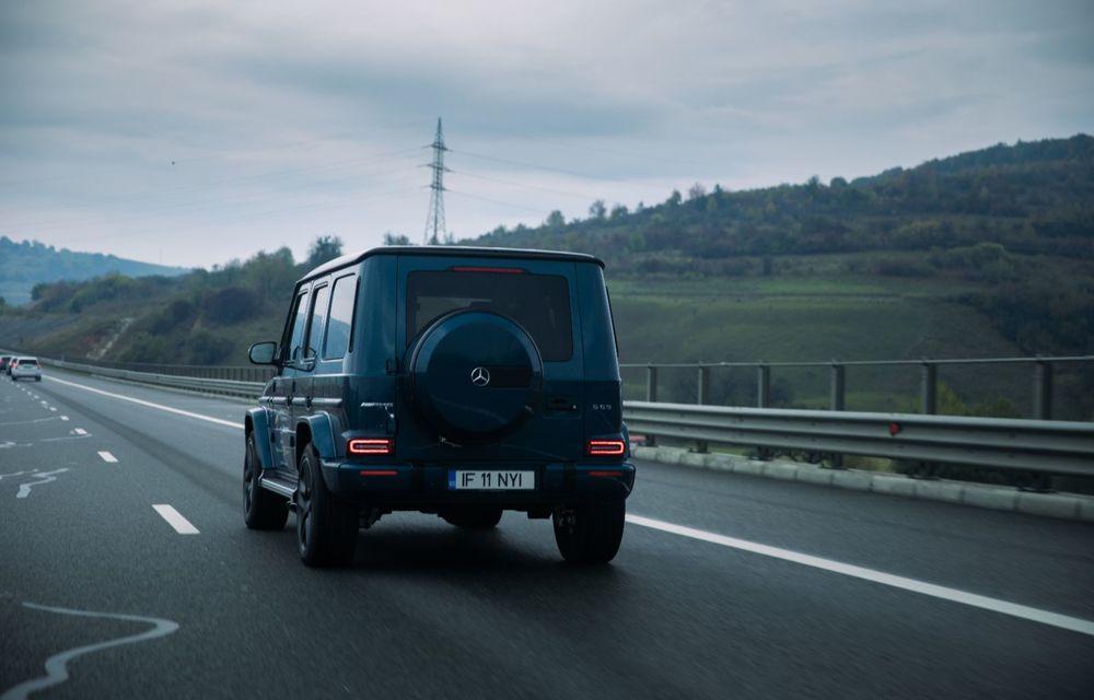 """PORTRET: Mercedes-AMG G63 după 2000 de kilometri: """"AMG G63 rămâne unul dintre modelele pe care trebuie să le conduci cel puțin o dată în viață"""" - Poza 25"""