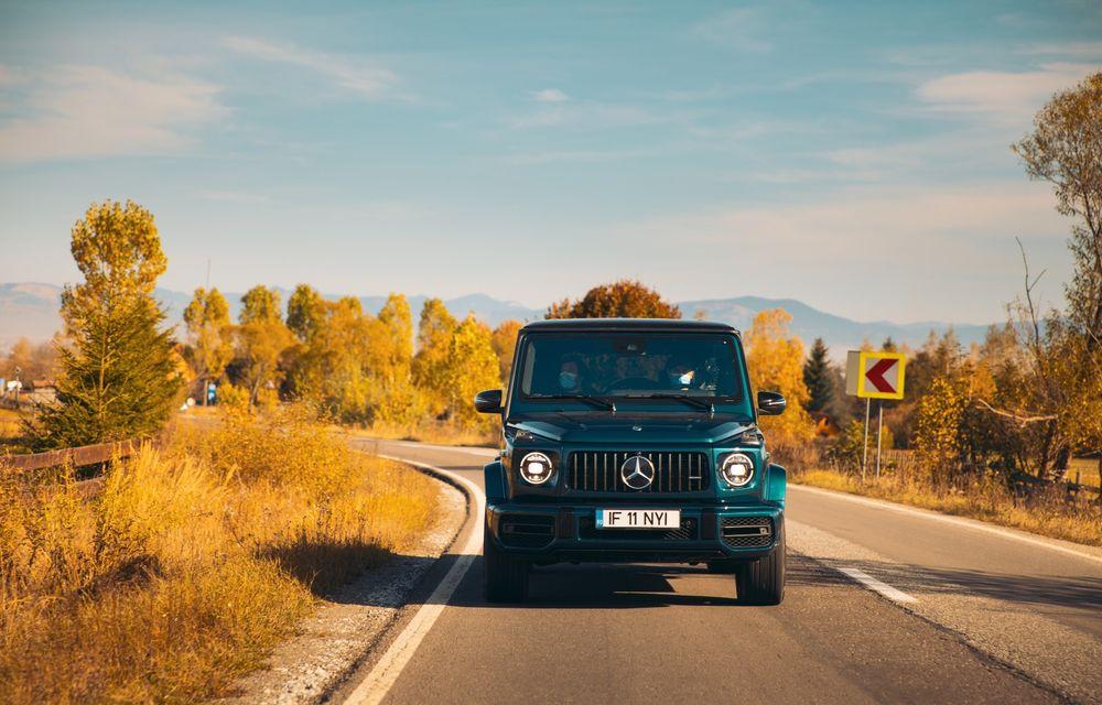 """PORTRET: Mercedes-AMG G63 după 2000 de kilometri: """"AMG G63 rămâne unul dintre modelele pe care trebuie să le conduci cel puțin o dată în viață"""" - Poza 41"""