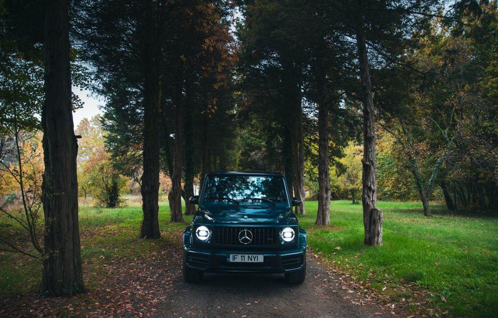 """PORTRET: Mercedes-AMG G63 după 2000 de kilometri: """"AMG G63 rămâne unul dintre modelele pe care trebuie să le conduci cel puțin o dată în viață"""" - Poza 2"""