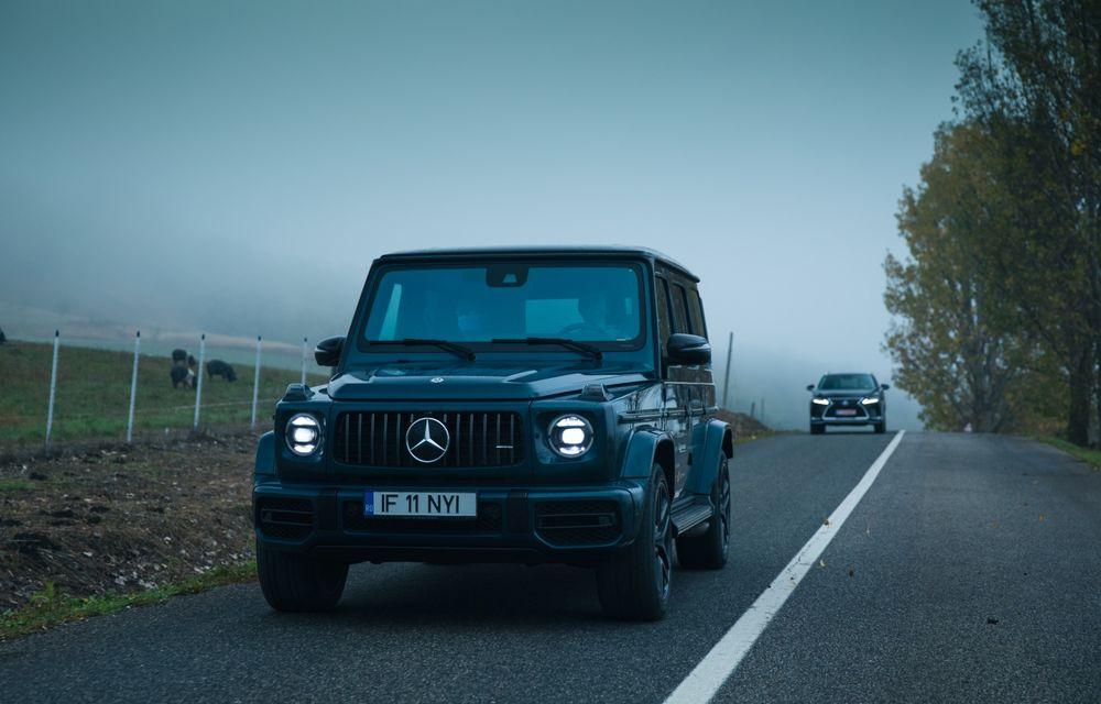 """PORTRET: Mercedes-AMG G63 după 2000 de kilometri: """"AMG G63 rămâne unul dintre modelele pe care trebuie să le conduci cel puțin o dată în viață"""" - Poza 13"""