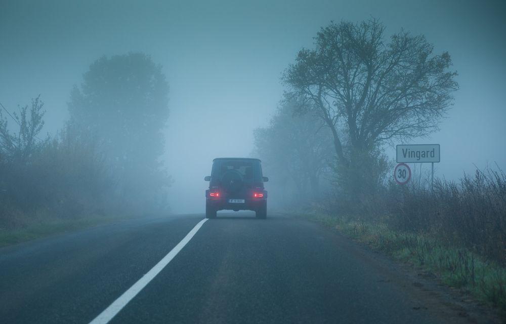 """PORTRET: Mercedes-AMG G63 după 2000 de kilometri: """"AMG G63 rămâne unul dintre modelele pe care trebuie să le conduci cel puțin o dată în viață"""" - Poza 12"""