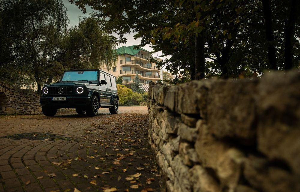 """PORTRET: Mercedes-AMG G63 după 2000 de kilometri: """"AMG G63 rămâne unul dintre modelele pe care trebuie să le conduci cel puțin o dată în viață"""" - Poza 8"""