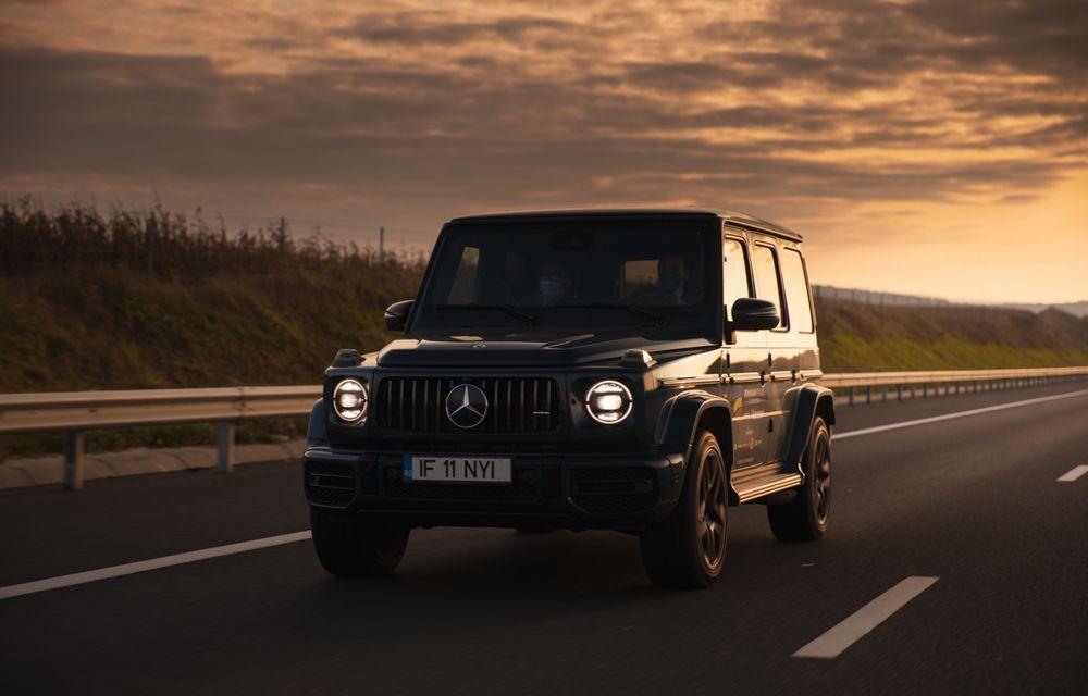 """PORTRET: Mercedes-AMG G63 după 2000 de kilometri: """"AMG G63 rămâne unul dintre modelele pe care trebuie să le conduci cel puțin o dată în viață"""" - Poza 18"""